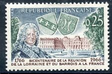 STAMP / TIMBRE FRANCE NEUF LUXE ** N° 1483 ** integration lorraine et du barrois