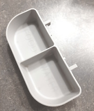 Petmate Kennel Water Cup Double Gray