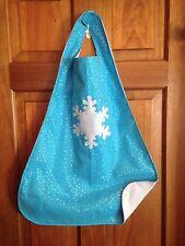 Frozen Snowflake Superhero Cape/Costume