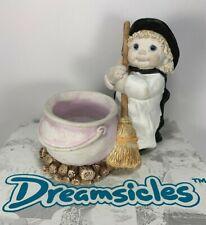 Dreamsicles Animals Halloween Strange Brew Witch 10200 1994 w Box