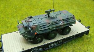 6 x 6 SPW Fuchs A 4 Gr Trpf, PALR Milan Bundeswehr , 3 D Druck ,1/144,