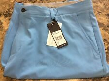 """Adidas Golf Ultimate 365 Performance stretch shorts, light blue, 40"""", new w/tags"""