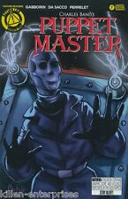 Puppet Master #7 Decapitron Variant Comic Book 2015 Action Lab - Danger Zone