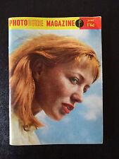 Photo Guide Magazine: June 1956: Model Photo Shoots: Zoo Animals