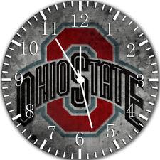 Ohio State Buckeyes Frameless Borderless Wall Clock Nice For Gifts or Decor X50