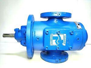ALLWEILER SNF 210 ER46 U4-W3-64 Triple Screw Pump