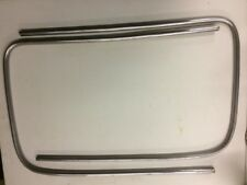 Front Glass Trim 48 Mercury Ford 46 47 Flathead Street Rod Hot Rat Original 32