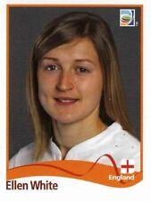 Panini FIFA World Cup 2011 Germany Women Sticker 176 Ellen White England