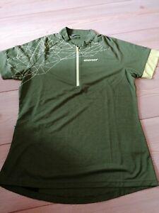 funktionales Radtrikot | Sport Shirt von Ziener | Gr. 38 | Neu und ungetragen