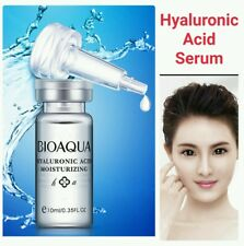 Strong anti wrinkle HYALURONIC ACID serum 100% natural pure firming collagen UK