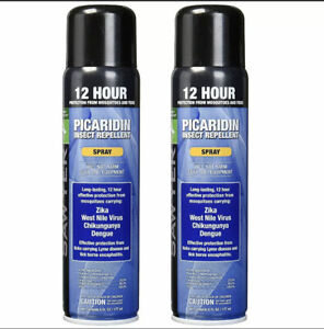 Sawyer Products Premium Insect Repellent W/ 20% Picaridin - Spray, 6-Oz, 2 Pack