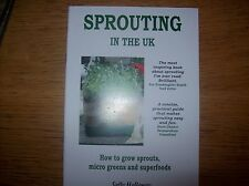 Book Sprouting in the UK sprout seeds beans learn now