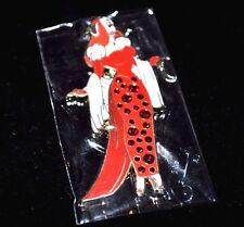 Rare Disney Pin Trading Jessica rhinestone LE250 LE 250 New Mint card Lot 45