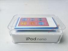 """Brand New"" Apple iPod nano 7th Generation Blue (16GB) MP3 Player (Latest Mode)"