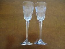 MIkasa Crystal, Tudor Lane Imperial Wine Glasses, Set of Two