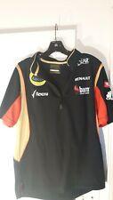 New listing LOTUS F1 Team Shirt replica...Formula 1...SIZE M.....FAST,FREE SHIPPING!!