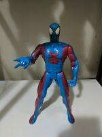 "MARVEL UNIVERSE HEROES & LEGENDS Spiderman 10"" INCH ACTION FIGURE TOY BIZ RARE"