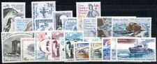 TAAF 1980 136-156 ** POSTFRISCH JAHRGANG Komplett 55€(I2311