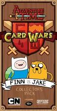 Adventure Time Card Wars Finn vs. Jake Game  *FREE SHIPPING*  CZE 01558