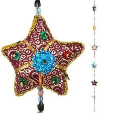 Hanging Mobile Decoration String Beads Bells Handmade LOUDelephant STAR