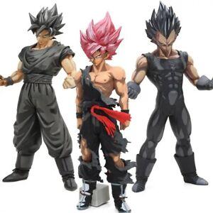 MSP Dragon Ball Z Master Stars Piece Chocolate Son Goku Vegeta PVC Action Figure