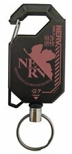 New Rebuild Of Evangelion Nerv Reel Key Chain