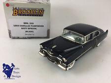 1/43 BROOKLIN 219 CADILLAC FLEETWOOD SIXTY SPECIAL 1954 BLACK