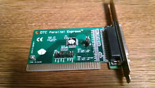 DTC1188 PARALLEL EXPRESS 8 BIT ISA CARD