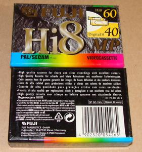 Fuji Video Hi8 / Digital8 Camcorder Kassette P5-60 DS