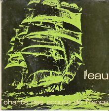 45 T EP CHORALE DES SCOUTS DE FRANCE *CHANTS DES SCOUTS DE FRANCE*