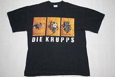 Die Krupps Paradise now TShirt 1997 Avantgarde Post-Industrial EBM Groove Metal