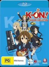 K-On! : Season 1 (Blu-ray, 2012, 4-Disc Set) NEW SEALED T38