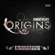 "ASHBURY HEIGHTS ""ORIGINS"" 2 CD ELECTRO POP NEW"