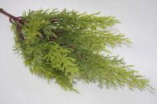Fern Plastic Bush Dried & Artificial Flowers