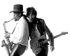 Bruce Springsteen #3 Pop Art Canvas 16 x 20