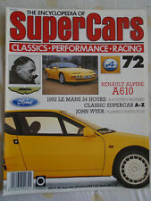 Encyclopedia of Super Cars 72 Renault Alpine A610