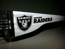 NFL Oakland Raiders safety glasses PICK LENS AT CHECKOUT SEE PHOTO OPTIONS