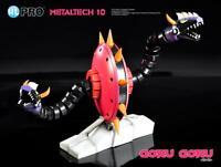 Goldorak figurine Diecast Ufo Robot Grendizer Metaltech 10 Goru Goru 961339