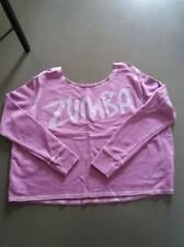 ZUMBA SWEAT FEMME TAILLE S