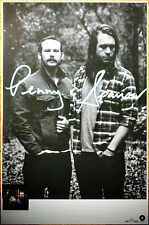 PENNY & SPARROW Let A Lover Drown You 2016 Ltd Ed RARE Poster +FREE Folk Poster!