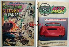 ALBI DELL'INTREPIDO 997 Auto Sprint SALONCINO DI MODENA DE TOMASO Universo 1965