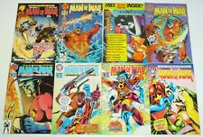 Man of War #1-8 VF/NM complete series - protectors spinoff set - tom mason lot