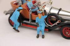 Corgi 266 Chitty Chitty Bang Bang Professor Potts Figure (Repro-Painted)