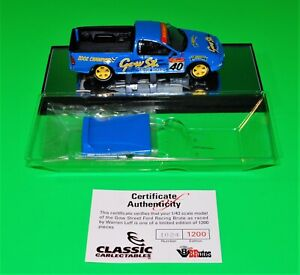 CLASSIC 43548  FORD Warren Luff UTE #40 Limited Edition 1024 of 1200