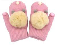 Children's Gloves Winter Infant Baby Warmer Mittens Comfortable For Boys / Girls