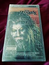 New Rob Zombie Hell Billy Deluxe Umd Psp 2008 Rare Out Of Print Freeshipping