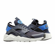 7b8c81f395f6 Nike Air Huarache Run Ultra Obsidian Signal Blue Men s Running Shoes  819685-412