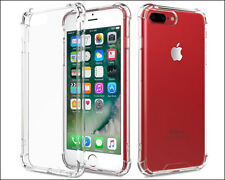 For IPHONE 8 Plus Clear Case Cover Shockproof Protective TPU Bumper