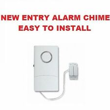 C9G- Wired Door Entry Magnetic Alarm Kit Alert Security Shop Home Device UK