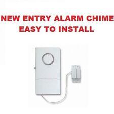 C9G-Kit alarma magnética para puertas de entrada con cable de alerta de seguridad dispositivo de inicio Tienda Reino Unido